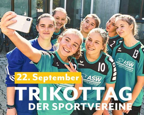 Macht mit beim 1. Trikottag in Baden-Württemberg am 22. September