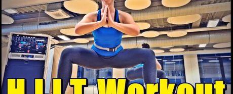 Online Kurs #14: H.I.I.T. Workout