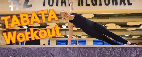 Online Kurs #8: TABATA Workout Part 2