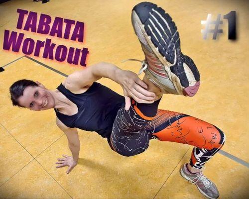 Online Kurs #1: Tabata Workout Teil 1