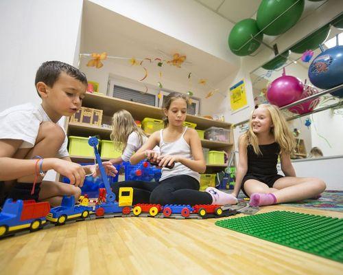 Kinderbetreuung am 1.11. /  Allerheiligen
