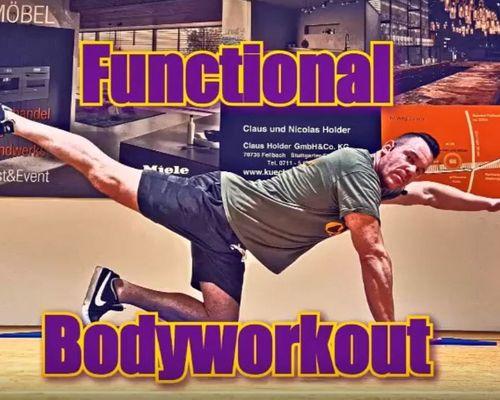 Online Kurs #2: Functional Bodyworkout