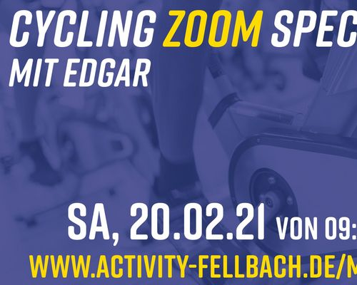 CYCLING Zoom Special