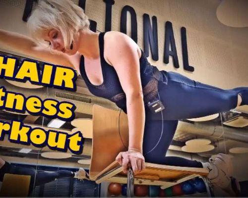 Online Kurs #5: Chair Fitness Workout