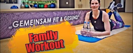 Online Kurs #16: Family Fitness Workout