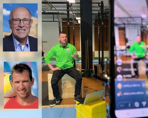 Ask the coach - Session #2 mit Gästen am Freitag ab 20:30 Uhr