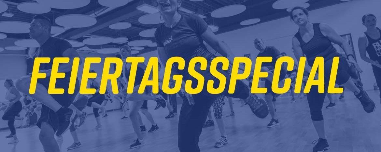 Feiertagsspecial am Montag,  01.11. von 10:30-12:00 ein Team Workout im CrossFit Schmiden