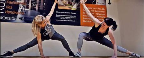 Online Kurs #20: Rücken/Beine/Bauch Workout